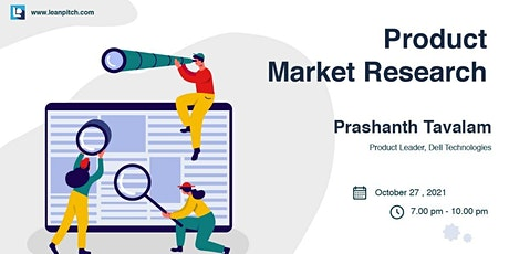 Product Market Research tickets