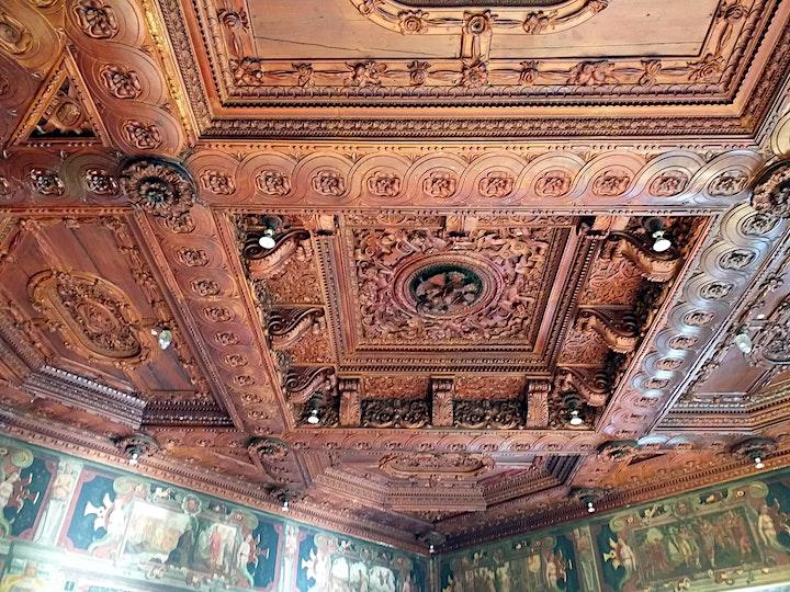 Immagine Teatro Sociale. La Sala dello Zodiaco. A cura di Gerardo Monizza