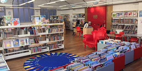 Baby Rhyme Time at Battersea Library tickets