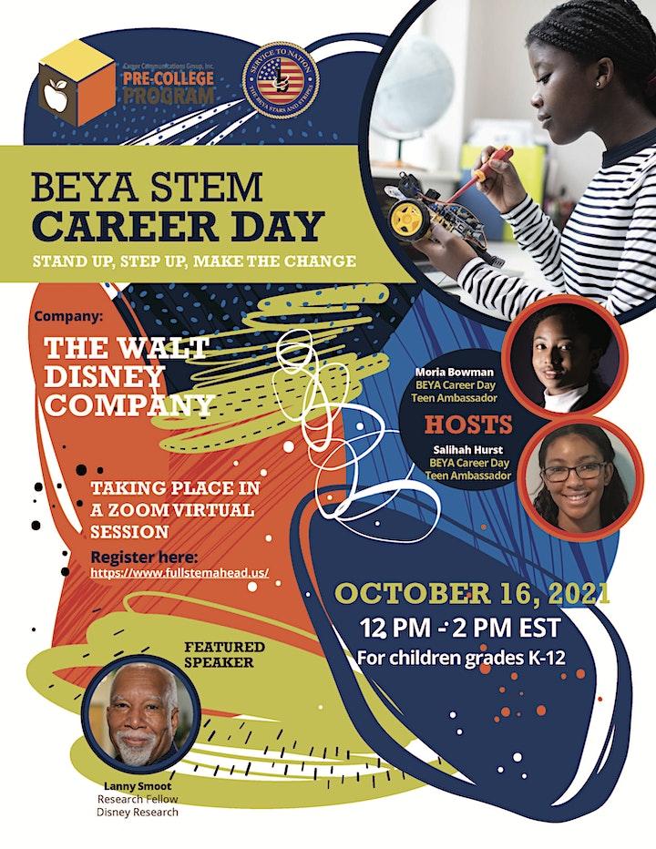 Career Day - BEYA Stars & Stripes image