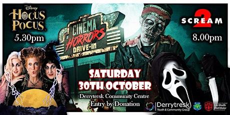 Halloween Drive In Movie Night tickets