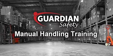 Manual Handling Instructor Refresher Training tickets