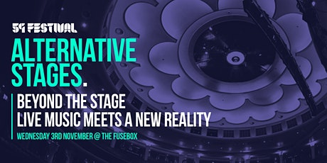 Beyond the Stage — Live Music Meets a New Reality tickets