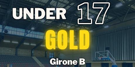 U/17 GOLD vs BASKET SEREGNO biglietti
