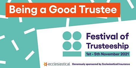 You're a new trustee, what can you do to thrive in the boardroom? tickets