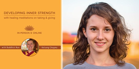 Developing Inner Strength - in person weekly classes tickets