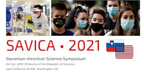 Savica 2021: Slovenian-American Science Symposium tickets