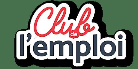 Information collective Club de l'emploi d'Aldev - 2 novembre 2021 billets