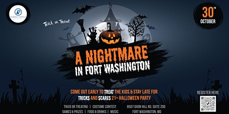 A Nightmare in Fort Washington tickets