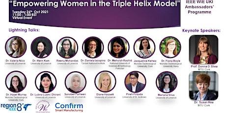 Empowering Women in the Triple Helix Model tickets