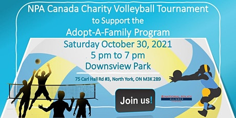 NPA Canada Volleyball Tournament tickets