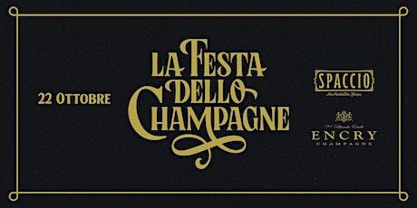 La Festa dello Champagne tickets