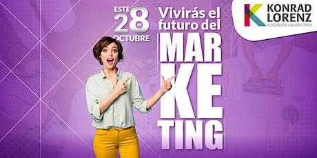 El Marketing del Futuro | Panel de Expertos. boletos