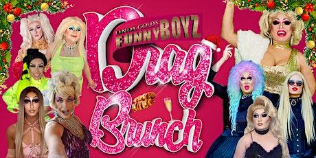 5 Star Drag Bottomless Brunch at FunnyBoyz tickets
