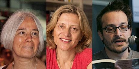 CCCB- Conversa amb Tatiana Kasatkina, Tamara Djermanovic i Miquel Cabal entradas