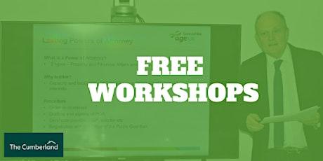 Retirement Planning Workshop - Preston tickets