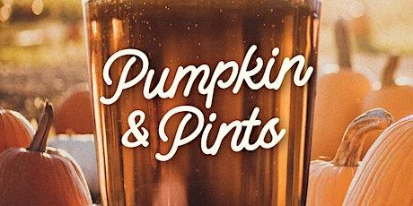 Pumpkin & Pints tickets