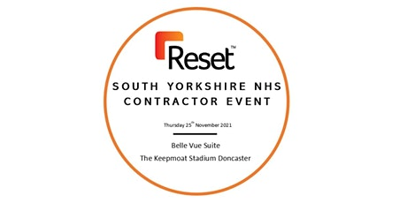 South Yorkshire NHS Contractor Event tickets