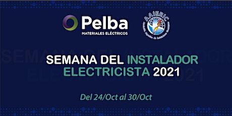 Semana del Instalador Electricista | 2021 entradas