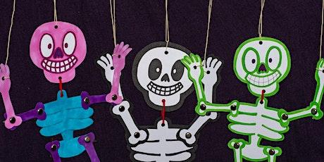 Children's Art Workshops: Halloween tickets