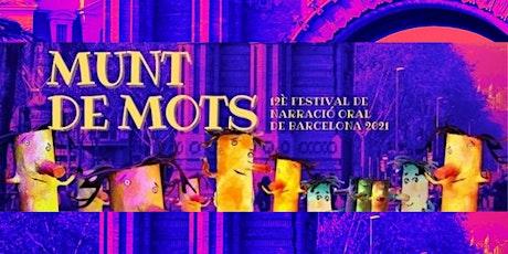 Munt de Mots. Festival de Narración Oral entradas