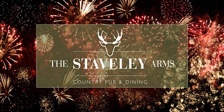 Bonfire and Fireworks at The Staveley Arms tickets