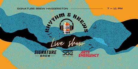 Rhythm & Brews presents... CHIDOKAI, NAMUGGA, ZARA tickets
