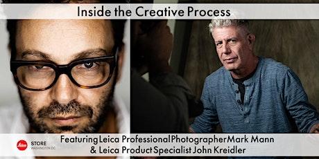 Inside the Creative Process billets