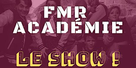 FMR Académie - Improvisation chanté - billets