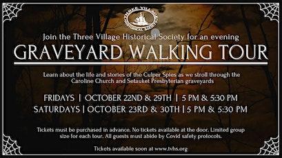 Graveyard Walking Tour tickets