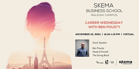 Career Wednesday with Ben Pousty tickets
