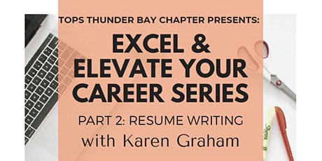 Excel and Elevate Your Career: Resume Writing tickets