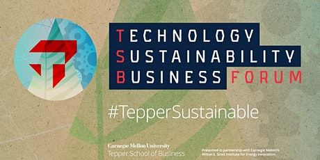 3rd Annual CMU Technology, Sustainability, and Business Forum tickets