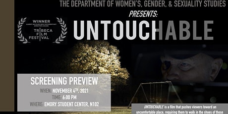 WGSS Presents: Untouchable Screening tickets