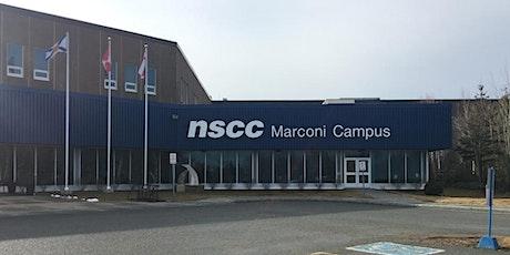 NSCC Marconi: Capable, Confident, Curious: Module 3 tickets
