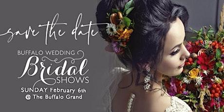 Buffalo Wedding Bridal Show at The Buffalo Grand tickets