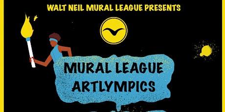 Walt Neil Mural League ArtLympics tickets