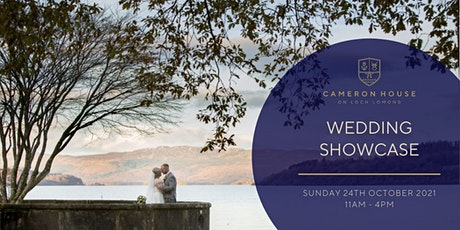 Cameron House Wedding Showcase 2021 tickets