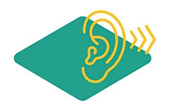 Dépistage des troubles de l'audition offert. billets