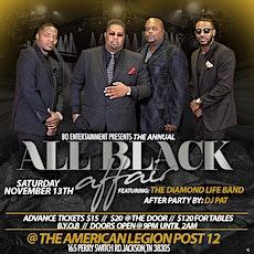 The Annual All Black Affair tickets