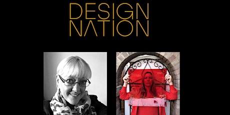 Design Nation : Moving Forward talks tickets