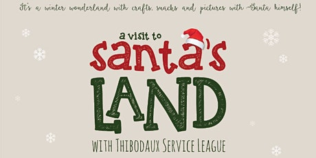 A Visit to Santa's Land tickets