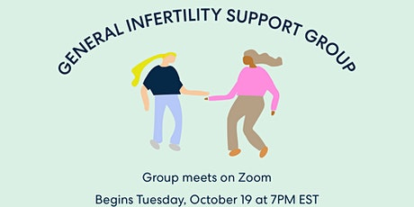 General Infertility Support Group (meets via Zoom) tickets