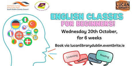 English for Beginners tickets