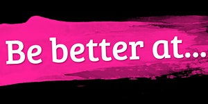 Be Better At ........Selling Online
