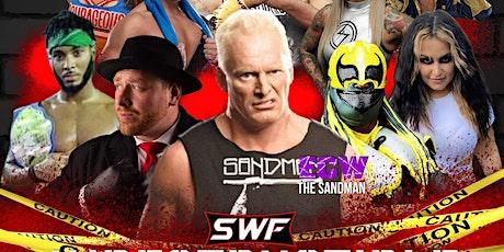 SWF Wrestling presents Indestructible tickets