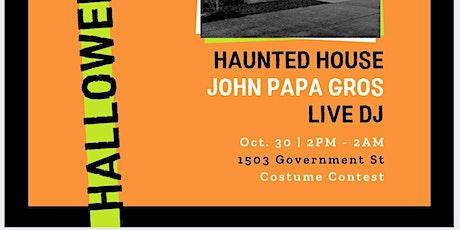 "John ""Papa"" Gros at Red Stick Social! tickets"