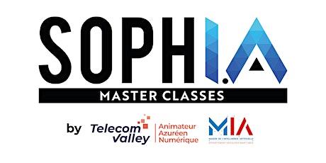 SophI.A Master Classes 2021 billets