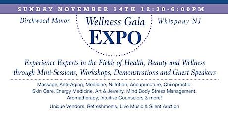 Wellness Gala Expo tickets