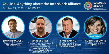 Ask-Me-Anything about the InterWork Alliance (IWA) Tickets